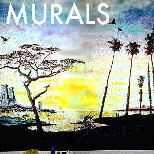 Murals and wall art – Anna Trussler
